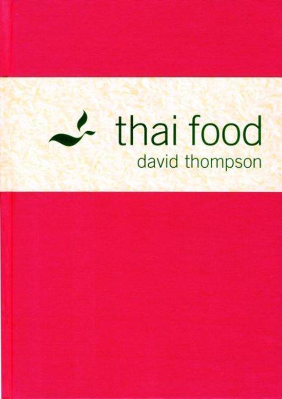 Boek cover Thai Food van David Thompson (Hardcover)