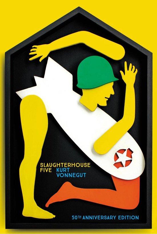 Boek cover Slaughterhouse 5 van Kurt Vonnegut, Jr. (Hardcover)