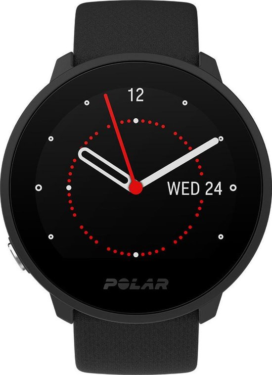 Polar Unite - Fitness horloge - S-L bandje - Zwart