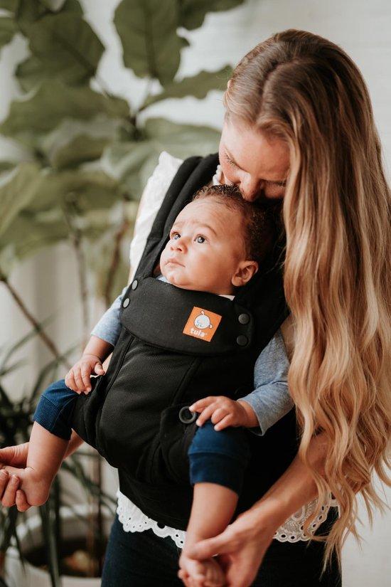 Tula Baby Draagzak Explore Coast Urbanista - ergonomische baby draagzak vanaf geboorte