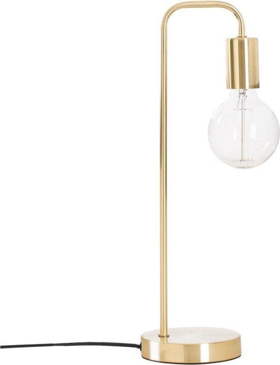 Tafellamp - Metaal - Goud - 46 cm