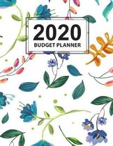 2020 Budget Planner: Daily Weekly Monthly Budget Planner Workbook 2020 Calendar Bill Payment Log Debt Organizer With Income Expenses Tracke
