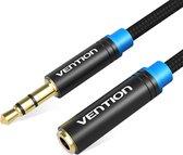 Vention 3.5 mm Jack Aux Audio Verlengkabel 2 meter