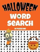 Halloween Word Search: Halloween Activity Book for Kids