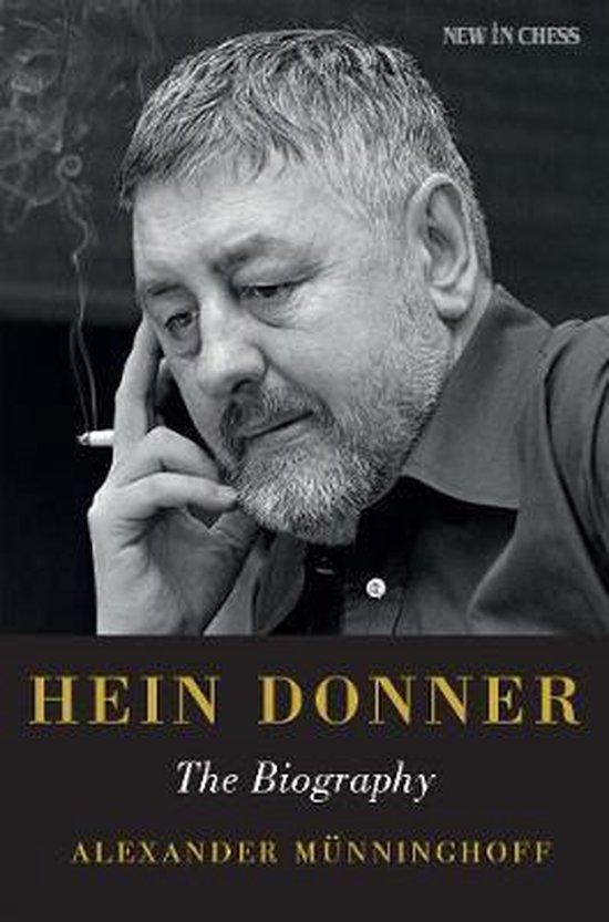Boek cover Hein Donner van Munninghoff Alexander (Paperback)