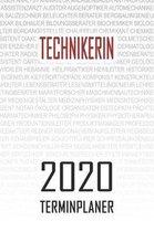 Technikerin - 2020 Terminplaner