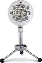 Blue Microphones Snowball Streaming Microfoon | Textured White