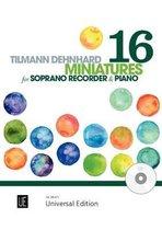 16 Miniatures