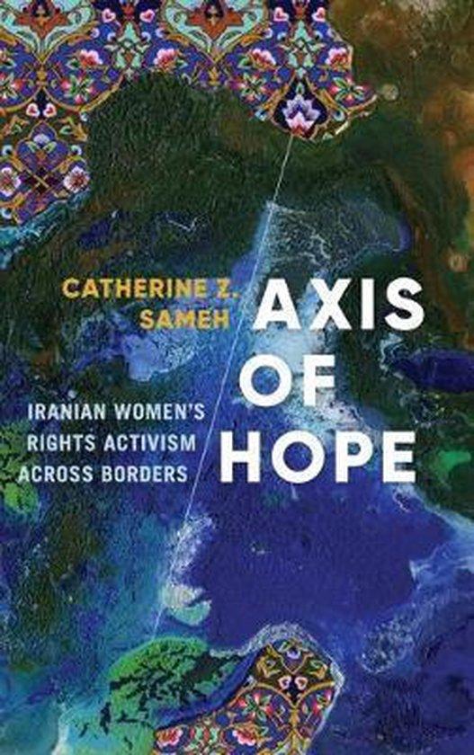 Boek cover Axis of Hope van Catherine Z. Sameh (Hardcover)