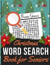 Christmas Word Search Book for Seniors