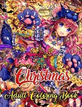 Christmas Adult Coloring Book