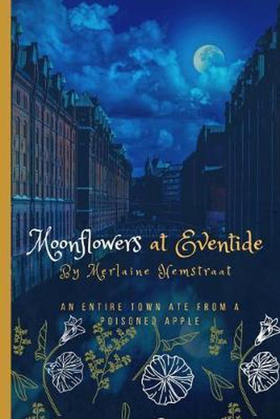 Moonflowers at Eventide