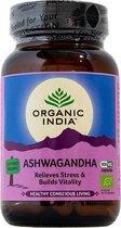 Ashwagandha 90 capsules 100% biologisch