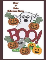 Draw & Write Halloween Stories: A 52 pages Notebook to Draw and Write 8 Halloween Stories
