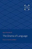 Omslag The Drama of Language