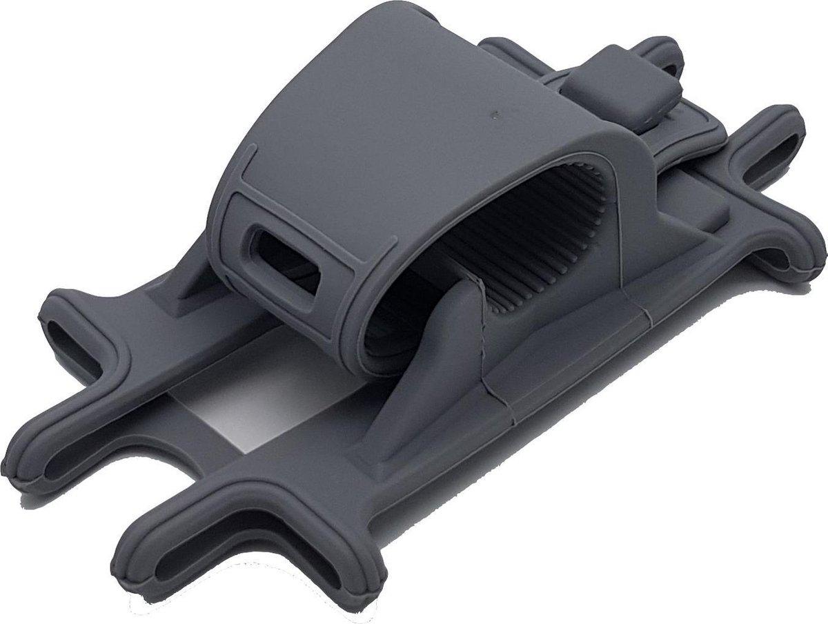 Universele Telefoonhouder Fiets - 4 tot 6.5 inch - Grijs