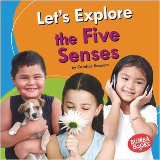 Let's Explore the Five Senses