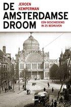 Boek cover De Amsterdamse Droom van Jeroen Kemperman