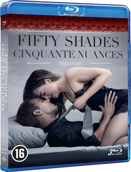 Fifty Shades Trilogy (Blu-ray)