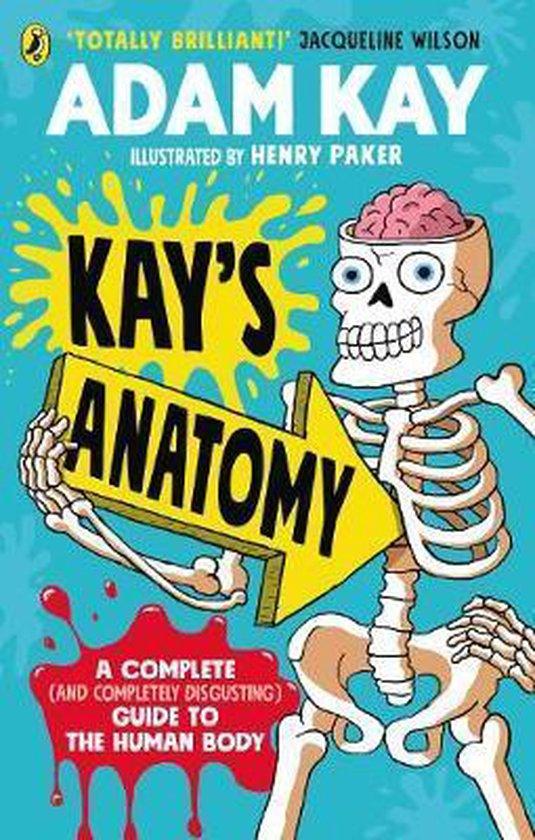 Boek cover Kays Anatomy van Adam Kay (Paperback)