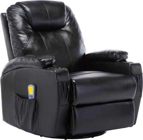 Massage Fauteuil (Incl LW anti kras viltjes) - Loungestoel - Lounge stoel - Relax stoel - Chill stoel - Lounge Bankje - Lounge Fauteil