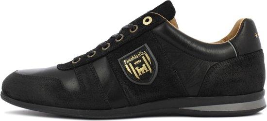 Pantofola d'Oro Asiago Uomo Lage Zwarte Heren Sneaker 45