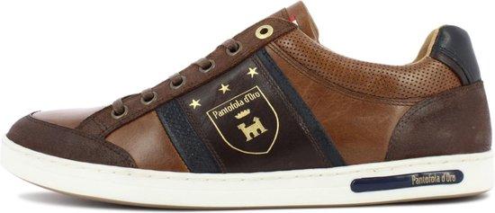Pantofola d'Oro Mondovi Uomo Lage Bruine Heren Sneaker 43