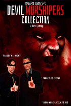 Omslag Devil Worshipers Collection: A Dark Comedy