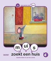 Samenleesboek voor kleuters 0 -   muis zoekt een huis