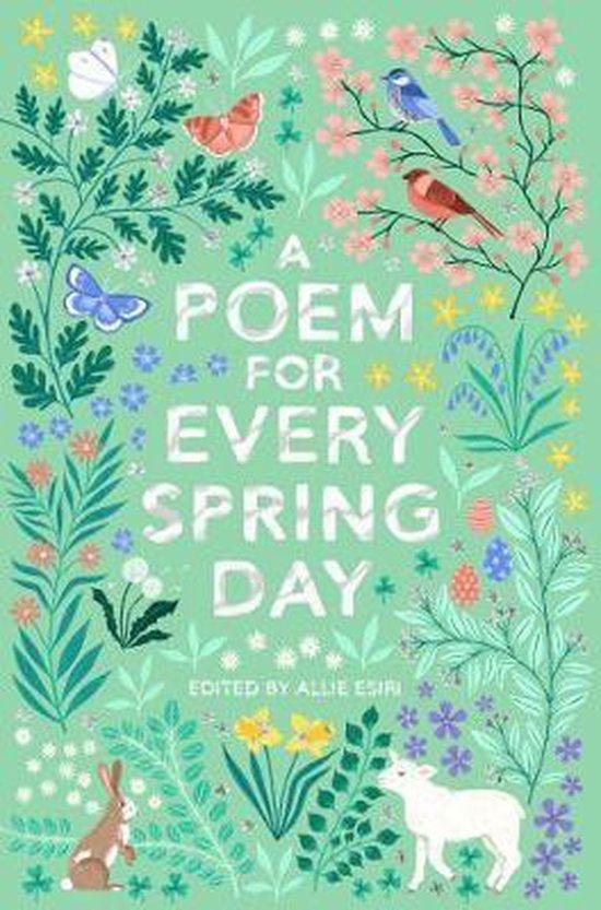 Boek cover A Poem for Every Spring Day van Allie Esiri (Paperback)