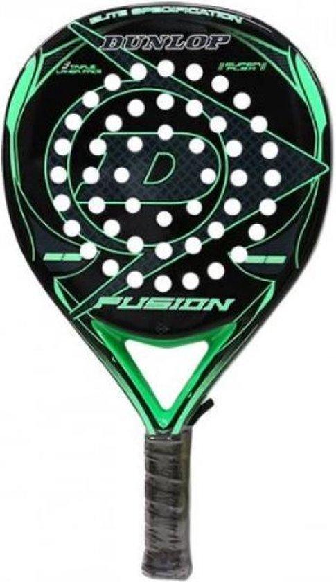 Dunlop Fusion Elite Green Padel Racket