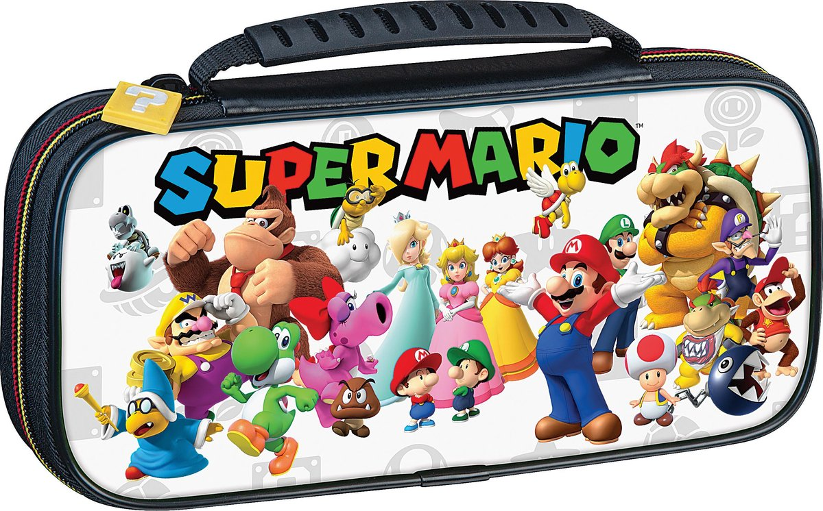 Bigben Nintendo Switch Case - Mario & Friends B