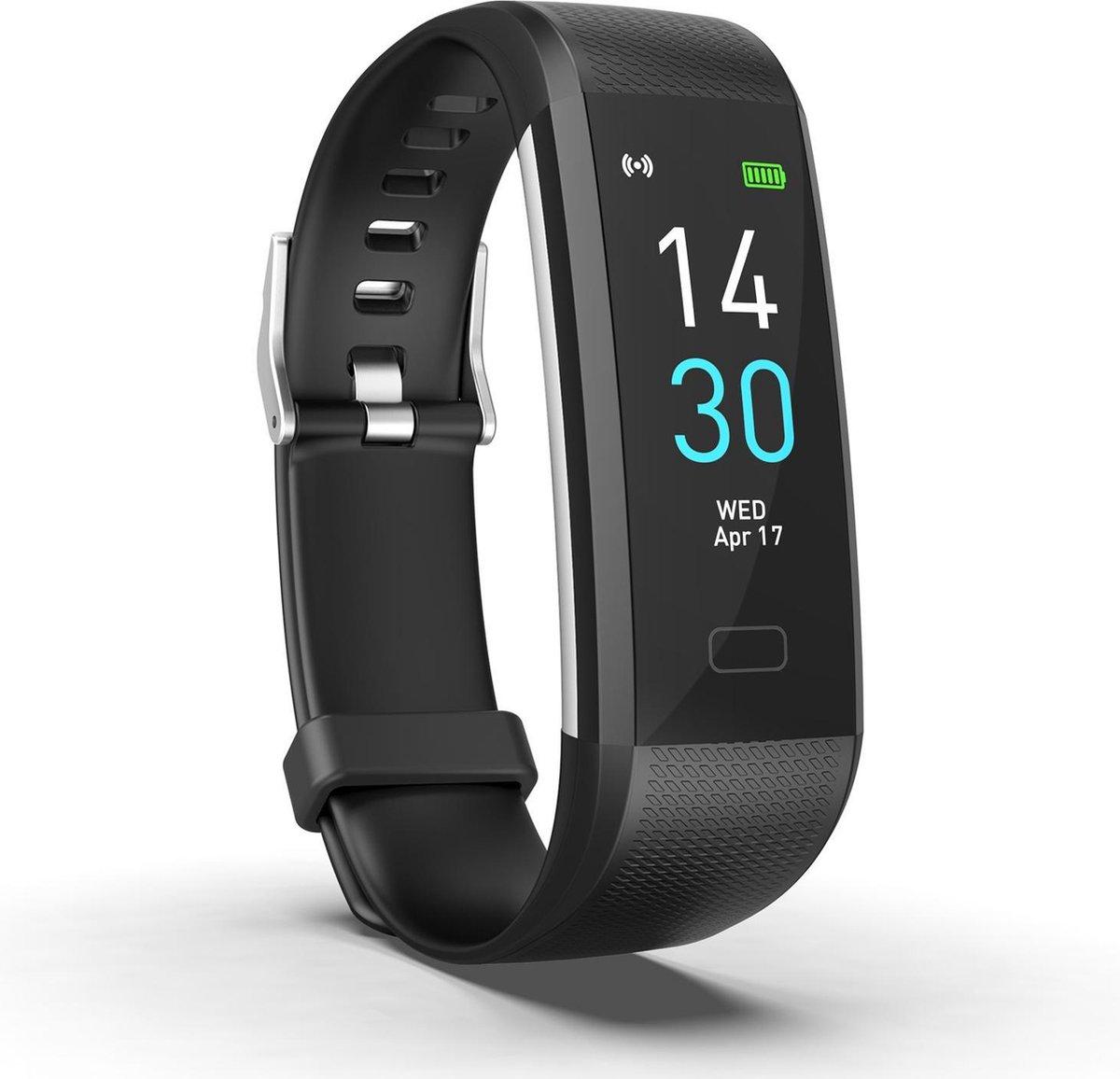 Stappenteller - Temperatuurmeter - Activity Tracker - Hartslagmeter - Bloeddrukmeter - Smartwatch -