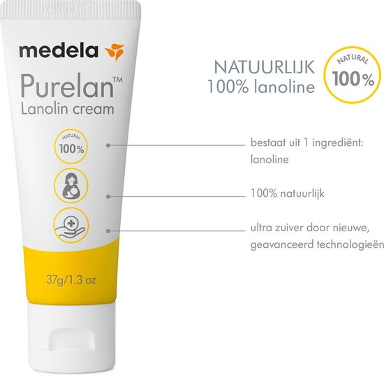 Purelan™ Lanolinezalf NIEUW - Tube 37gr