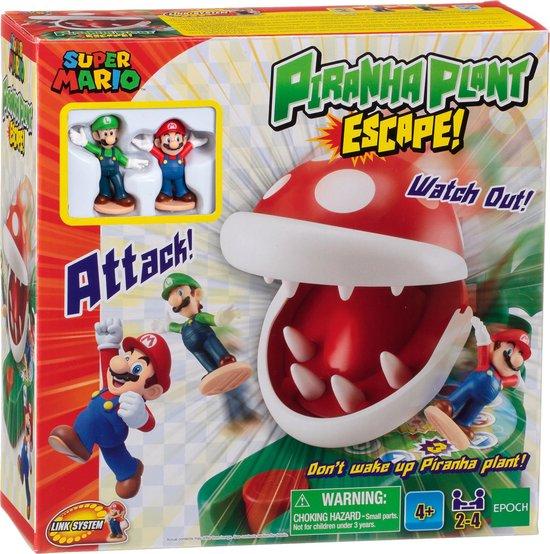 Afbeelding van het spel Super Mario Piranha Plant Escape