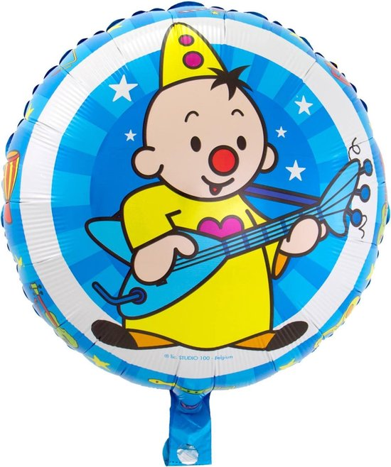Folat - Folieballon - Bumba - Zonder vulling