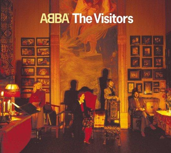 CD cover van The Visitors van ABBA