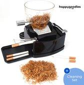 Professionele Elektrische sigaretten maker - sigaretten Roller - Sigaretten Schieter - Automatisch - Zwart