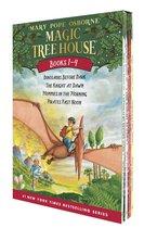 Magic Tree House Volumes 1-4 Boxed Set