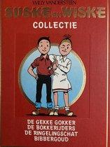 Suske en Wiske Lecturama collectie de delen 135 t/m 138