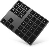 Numeriek Toetsenbord / Keyboard / Keypad | Bluetooth 3.0 / Draadloos | Apple | Voor Laptop | Nuemerieke | IOS | Windows | Dell Xps | Lenovo | HP | Surface | Numeric | Spacegrey |  A-KONIC©