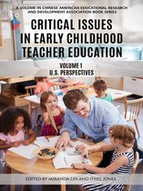 Omslag Critical Issues in Early Childhood Teacher Education