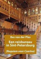 Een reisbureau in Sint-Petersburg