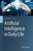 Omslag Artificial Intelligence in Daily Life