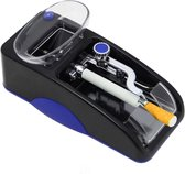 Sigaretten Maker Electrisch - Elektrische Sigarettenmaker blauw voor perfecte sigaretten - Sigaretten maker EarKings