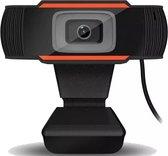 Jumalu webcam 1080P - voor PC camera en Laptop - Windows en Mac - Ingebouwde microfoon
