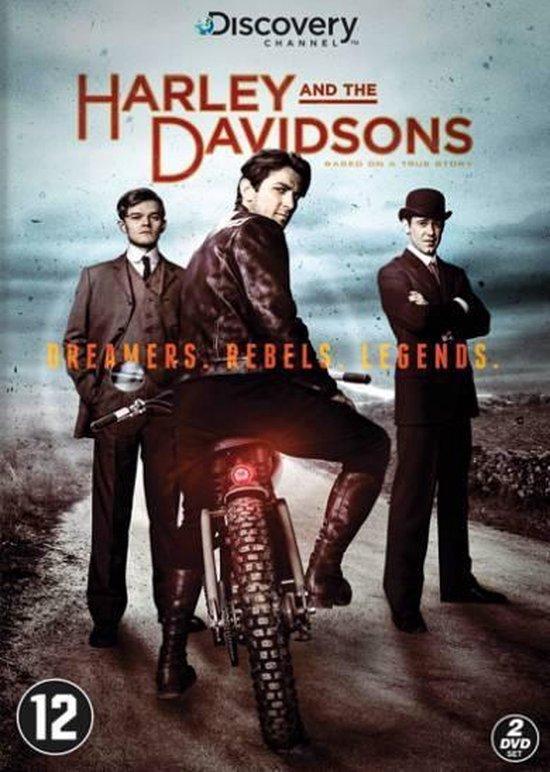 Harley & The Davidsons - Seizoen 1