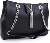 Valentino Bags Divina Dames Handtas - Nero
