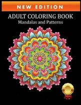 New Edition Adult coloring book Mandalas And Patterns: Adult Coloring Book 70+ Mandala Images Stress Management Coloring Book For Relaxation, Meditati