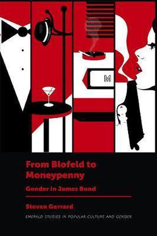 From Blofeld to Moneypenny